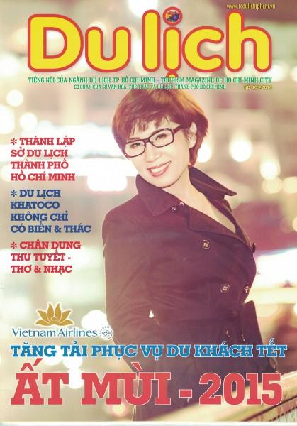 Tạp chí Du Lịch TPHCM Xuân